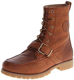 Polo Ralph Lauren Men\'s Ranger Boot,Tan,9 D US