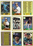 1987 Topps Baseball Cards Complete Set (792 Cards) [Toy]