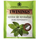 Twinings Pure Peppermint Envelopes 12 X BOX 20