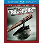 51P OVFu7AL. SL160 SS150  #10: Inglourious Basterds (2 Disc Special Edition) [Blu ray]