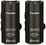 Canon Wireless Microphone WM-V1 for XA25, XA20, XA10 Professional Camcorder