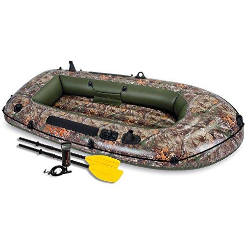 Intex 2-Person Realtree Seahawk Boat Set (Intex Seahawk Ii Boat Set compare prices)