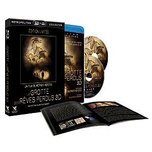 La grotte des rêves perdus - Edition limitée - DVD + Blu-ray 2D + Blu-ray