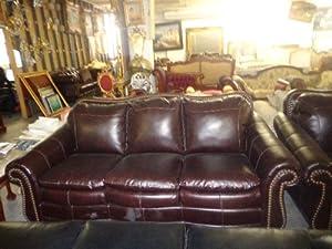 Burgundy Living Room Car Interior Design