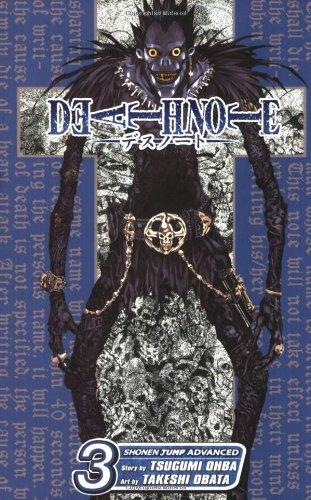 DEATH NOTE 3巻 (英語版)