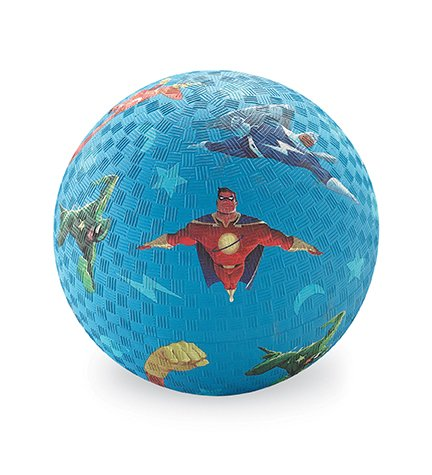 "Crocodile Creek 5"" Playball/Super Heroes"