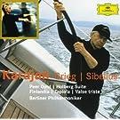 Grieg: Peer Gynt Suites; Holbert Suite / Sibelius: Finlandia; Tapiola; Valse Triste (2 CDs)