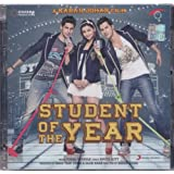 Student of the Year Bollywood CD