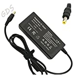 GDS® 65W AC Power Adapter Charger for Acer Aspire 5532-5349-5750-5742-5250 5253 5733 5534 5336 5552 5560 7560-SB416 5250-0895 AS7750-6423 V5-V7-V3-R7-S3-E1-M5 Series Laptop Power Supply Cord