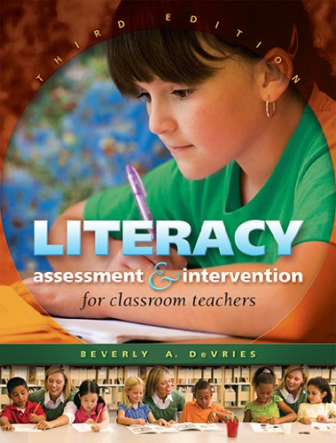 Literacy Assessment & Intervention for Classroom...