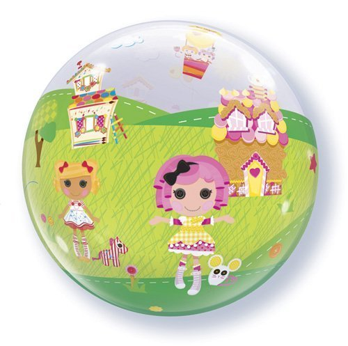 "Single Source Party Suppies - 22"" Bubble Lalaloopsy Bubble Balloon by Single Source Party Supplies"