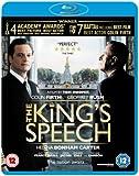 The King's Speech [Blu-ray] [2010]