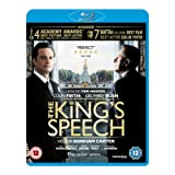 The King's Speech [Blu-ray] [2010]by Colin Firth