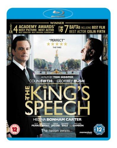 Король говорит! / The King's Speech (2010) BDRip [720p]
