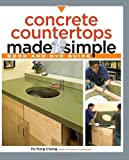Concrete Countertops Made Simple - Illustrated Book and DVD - 1561588822