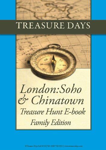 Luise Frazer - London: Soho & Chinatown treasure hunt: Family Edition