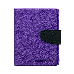 Mercury Goospery Wallet Card Slot Flip Case Cover For SAMSUNG GALAXY TAB E (SM-T561/SM- T560 9.7 INCH )