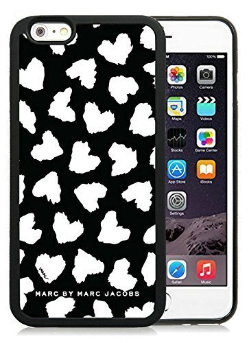 2015 CustomizedIphone 6 Cases Custom Design Marc by Marc Jacobs 17 Cell Phone Tpu Cover Case for Iphone 6 4.7 Inch Black