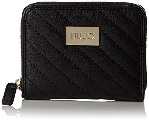 Liu-Jo portafoglio piccolo imperia A66093E0012 donna nero