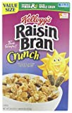 Kelloggs Raisin Bran Crunch Cereal 24.8-ounce (Pack of 2)