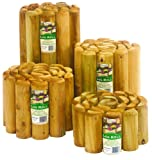 Lawn Edging - Log Roll 1.8m x 15cm