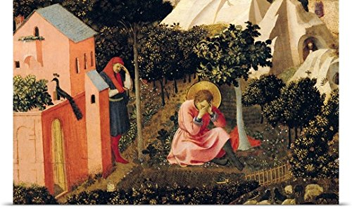 fra-angelico-poster-print-entitled-the-conversion-of-st-augustine-tempera-on-panel