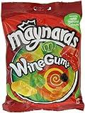 Maynards Wine Gums 190 g (Pack of 12)