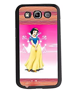Fuson 2D Printed Girly Designer back case cover for Samsung Galaxy Quattro I8552 / Win I8550 - D4131