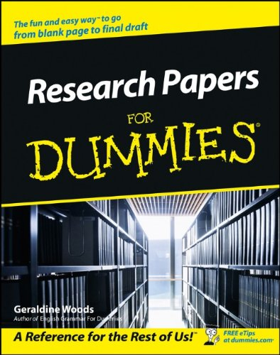 Term paper for dummies