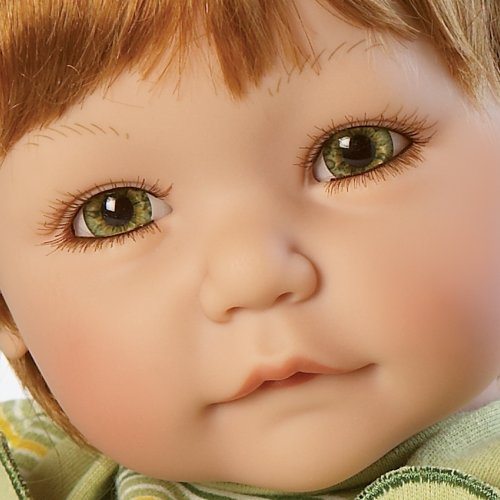 Imagen de Adora 20 pulgadas Doll Baby Boy Fun Froggy Red Hair Green Eyes