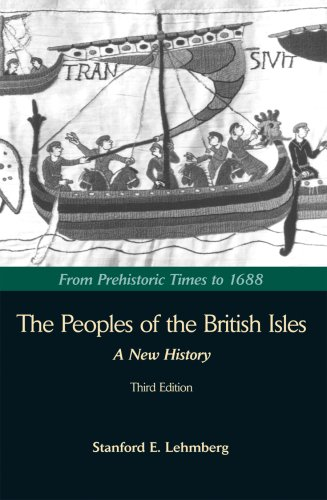 The Peoples of the British Isles: A New History : From Prehistoric Times to 1688