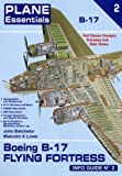 Image of Boeing B-17 Flying Fortress Info Guide: Info Guide (Plane Essentials)