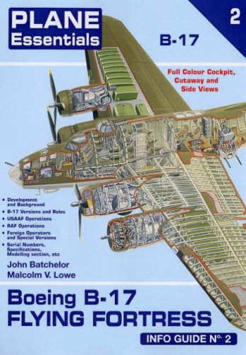 Boeing B-17 Flying Fortress Info Guide: Info Guide (Plane Essentials)