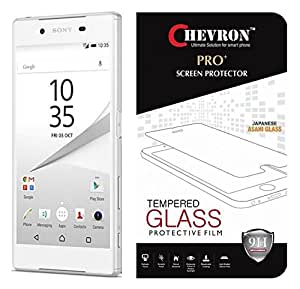 Chevron 0.3mm Pro+ Tempered Glass Screen Protector For Sony Xperia Z5