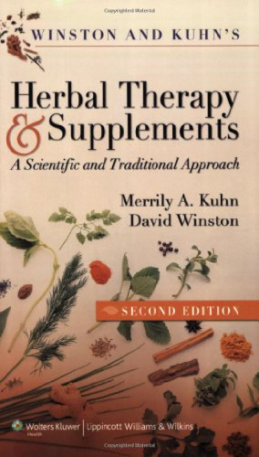 Winston & Kuhn'S Herbal Therapy And Supplements: A Scientific And Traditional Approach front-706690