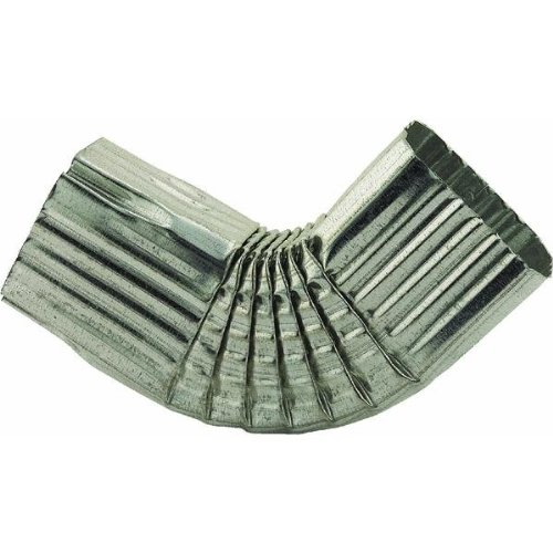 Noll/Norwesco LLC 248123 Conductor Pipe B Elbow - Corrugated Square