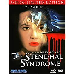 The Stendhal Syndrome [Blu-ray]