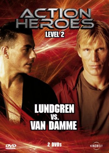 Action Heroes - Level 2: Lundgren vs. Van Damme [2 DVDs]
