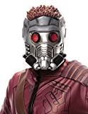 Rubies Costume Mens Guardians Of The Galaxy Starlord 3/4 Adult Mask