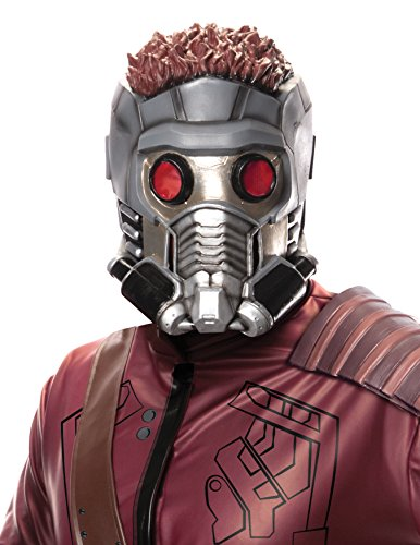 Rubie's Costume Men's Guardians Of The Galaxy Starlord 3/4 Adult Mask