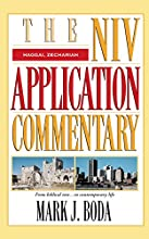 Haggai Zechariah The NIV Application Commentary
