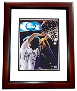 Kevin Love Autographed Hand Signed UCLA Bruins 8x10 Photo - MAHOGANY CUSTOM FRAME -... by Real Deal Memorabilia