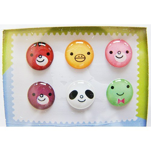 quot home quot button sticker for iphone itouch smile 6