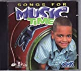 Songs for Music Time Listening CD 21