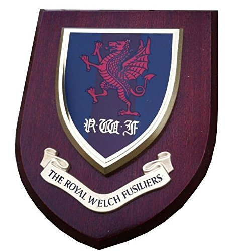 rwf-royal-welch-fusiliers-military-wall-plaque