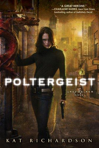 Image of Poltergeist (Greywalker, Book 2)