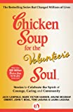 img - for Chicken Soup for the Volunteer's Soul: Stories to Celebrate the Spirit of Courage, Caring and Community (Chicken Soup for the Soul) book / textbook / text book