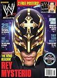 WWE Magazine February 2014 - Rey Mysterio