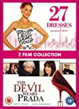 27 Dresses/The Devil Wears Prada [DVD]
