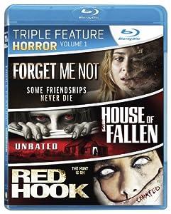 Horror Triple Feature Volume 1 [Blu-ray]